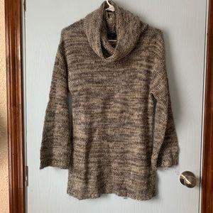 Women H&M Turtleneck Long Sweater